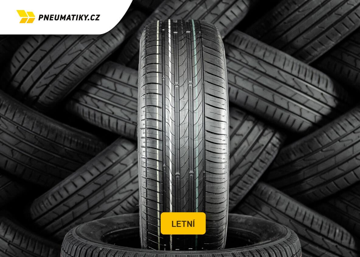 Letní pneumatika, Rozdíl mezi letní, zimní a celoroční pneu