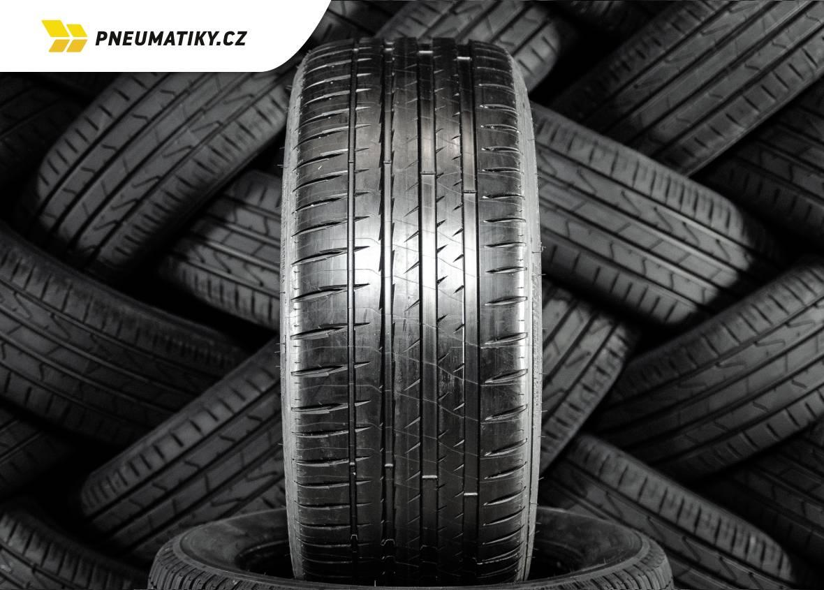 Michelin Pilot Sport 4 S na Pneumatiky.cz