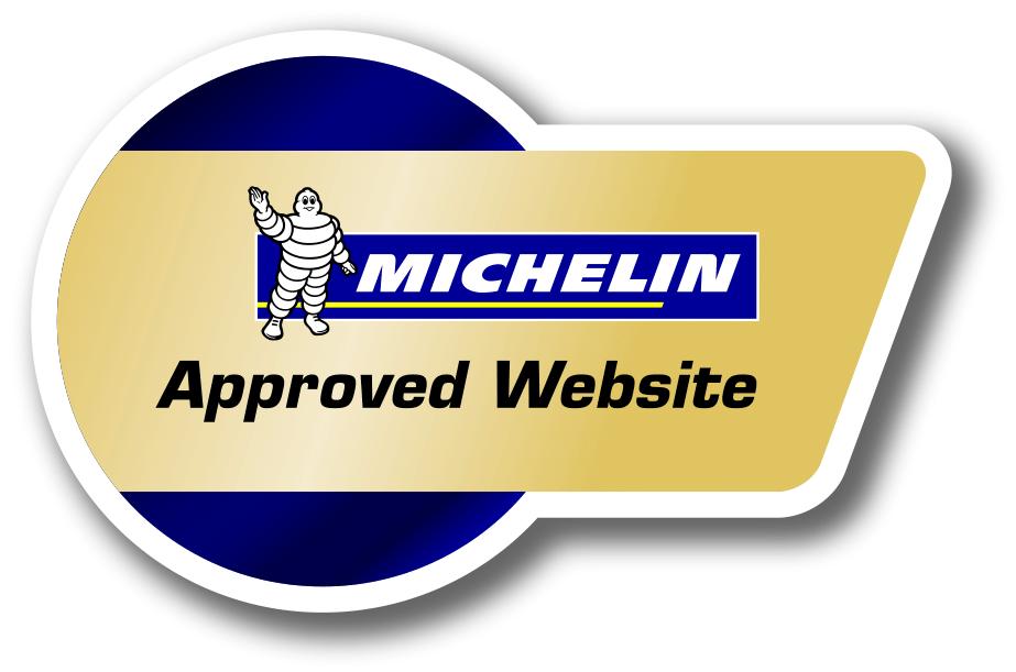 Logo GumiabroncsokMichelin