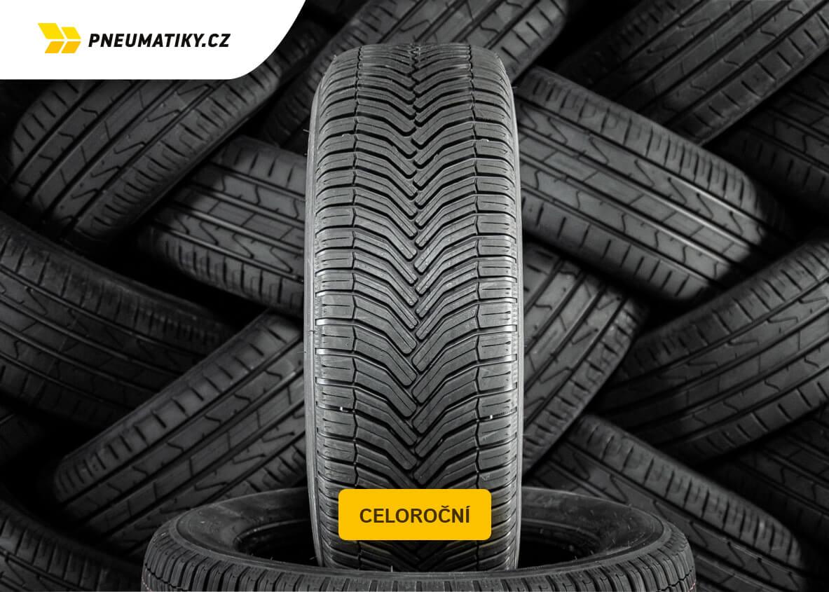 Celoroční pneumatika, Rozdíl mezi letní, zimní a celoroční pneu
