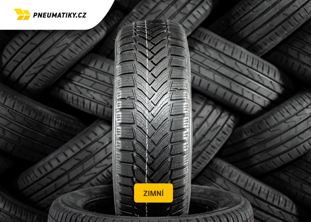 Zimní pneumatika, Rozdíl mezi letní, zimní a celoroční pneu