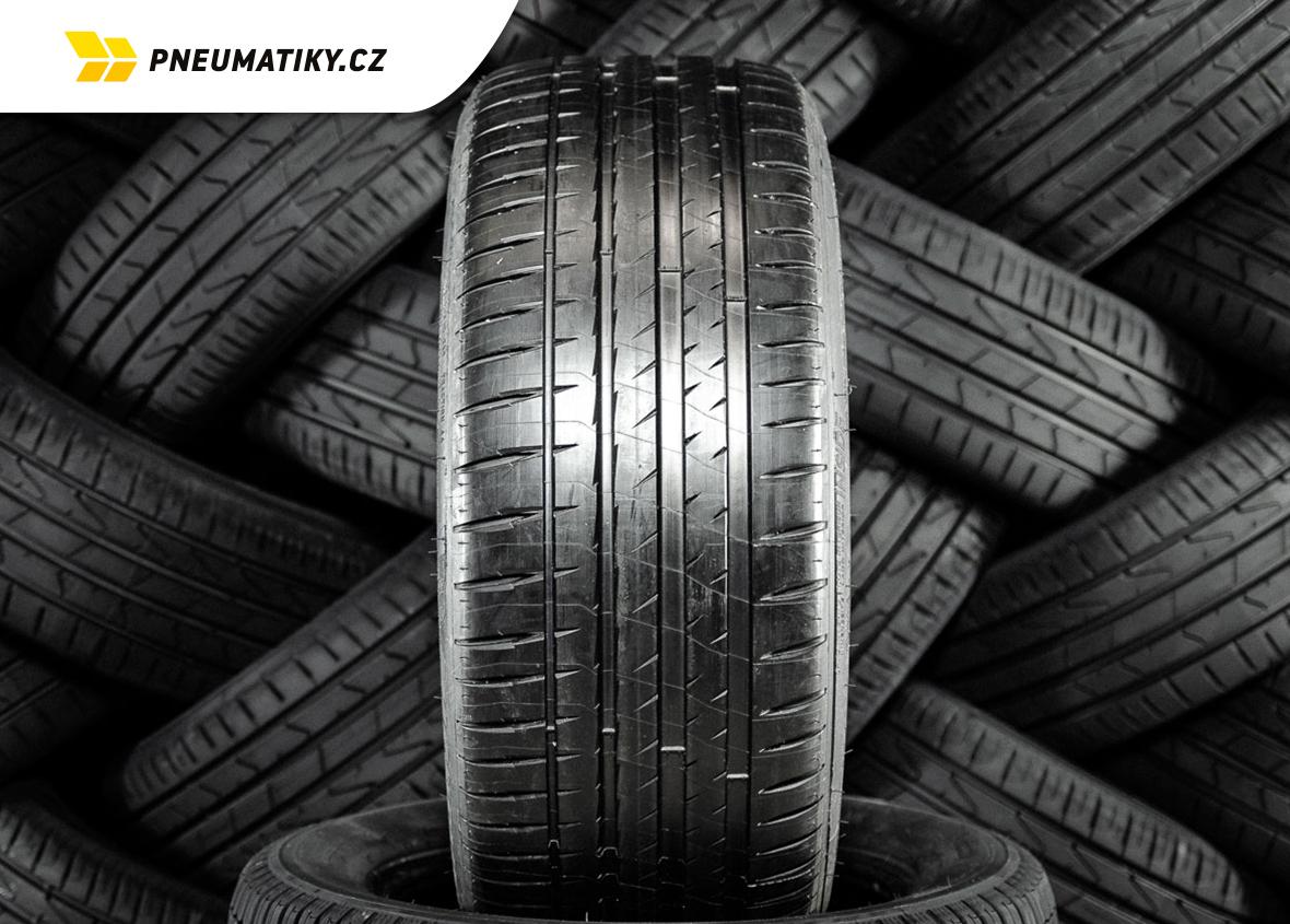 Michelin Pilot Sport 4 na Pneumatiky.cz