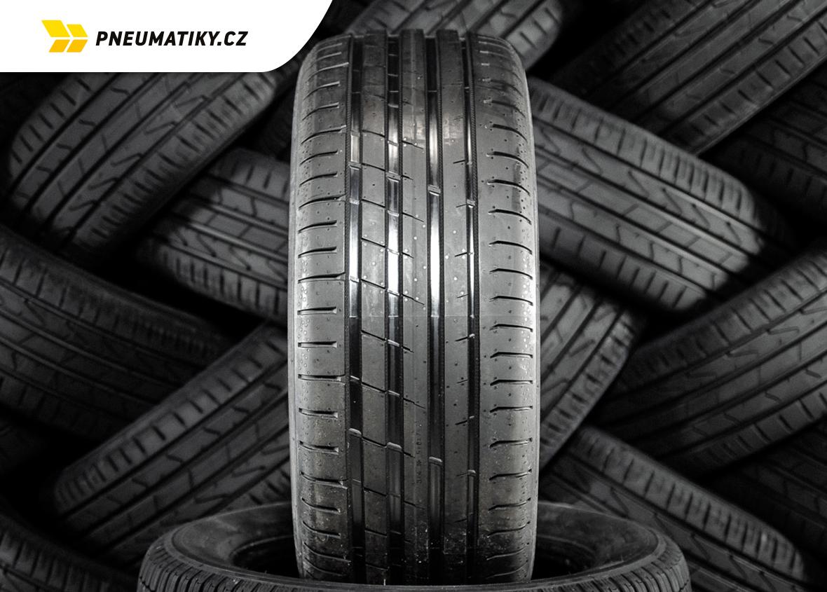 Letní pneumatika Nokian Powerproof skončila v testu na 2. místě