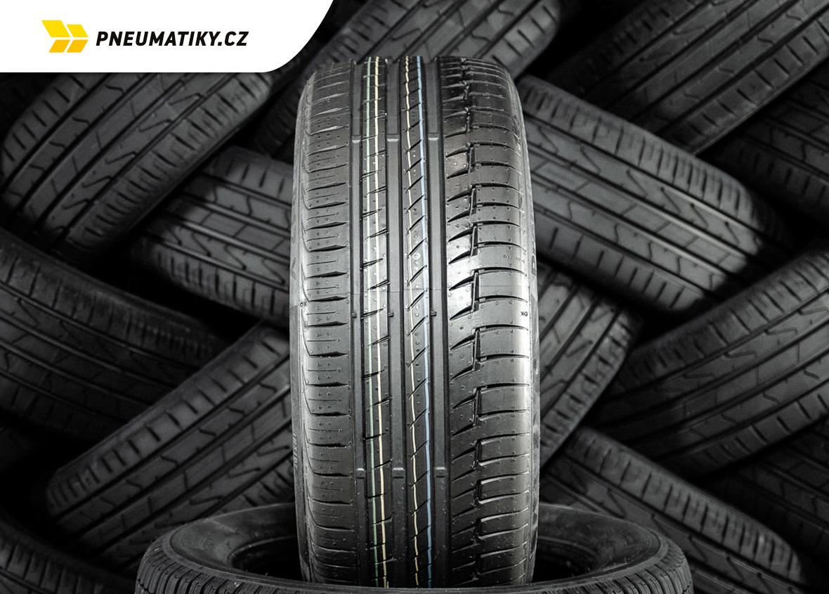 Letní pneumatika Continental PremiumContact 6 skončila v testu na 4. místě
