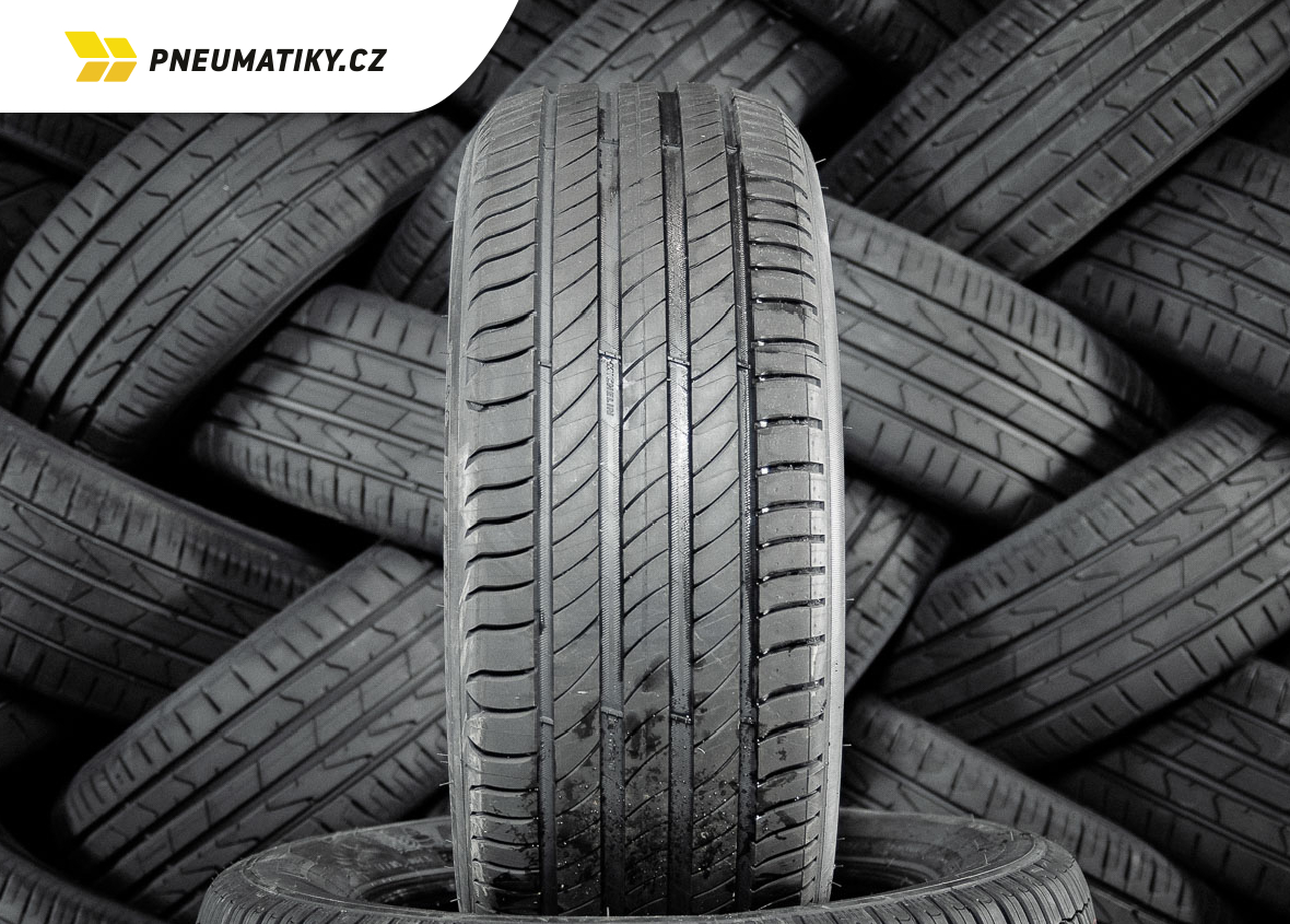 Michelin Primacy 4 na Pneumatiky
