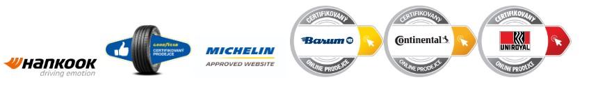 Certifikovaní výrobci