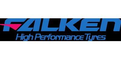 Logo Gumiabroncsok Falken