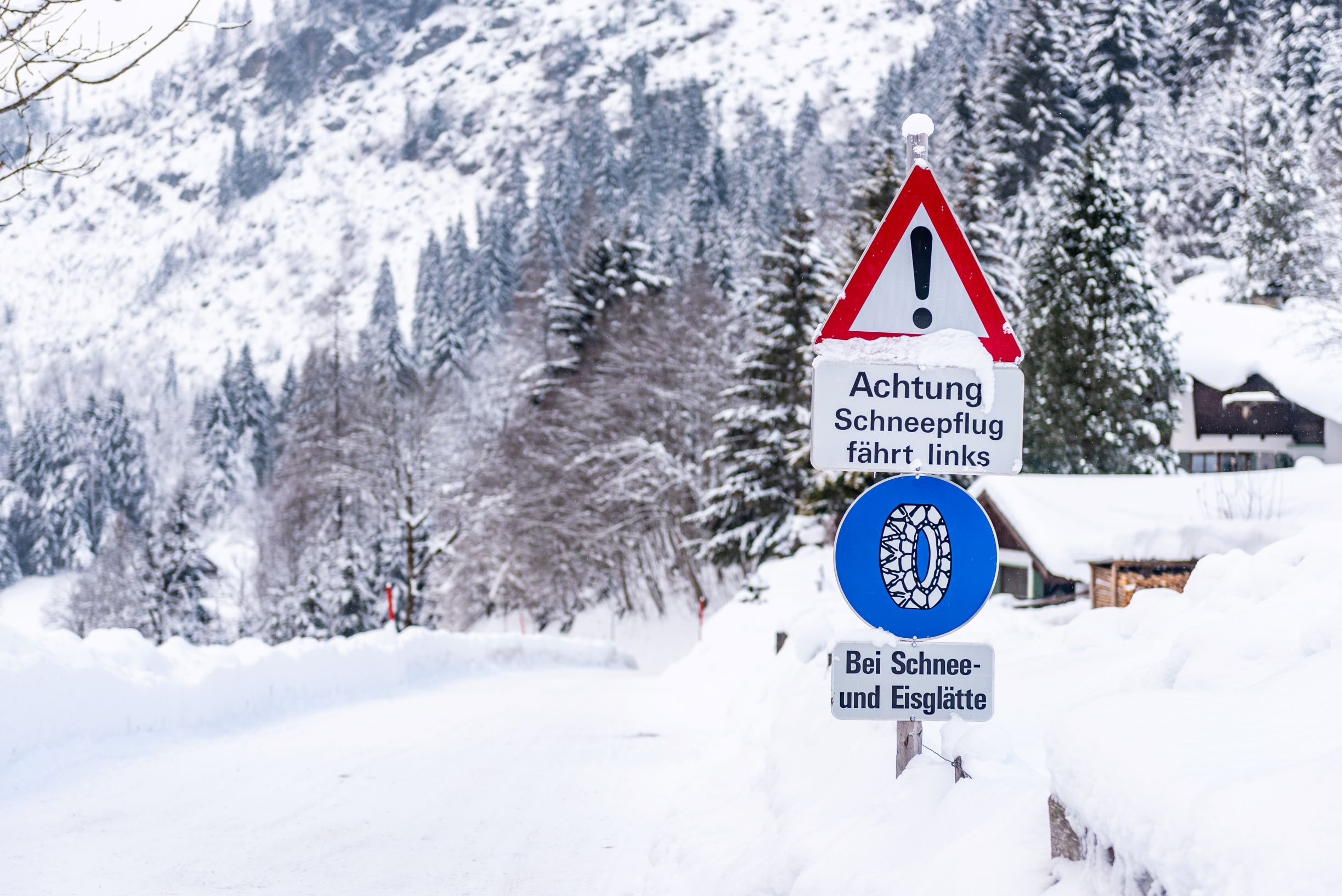 Povinná výbava Rakousko