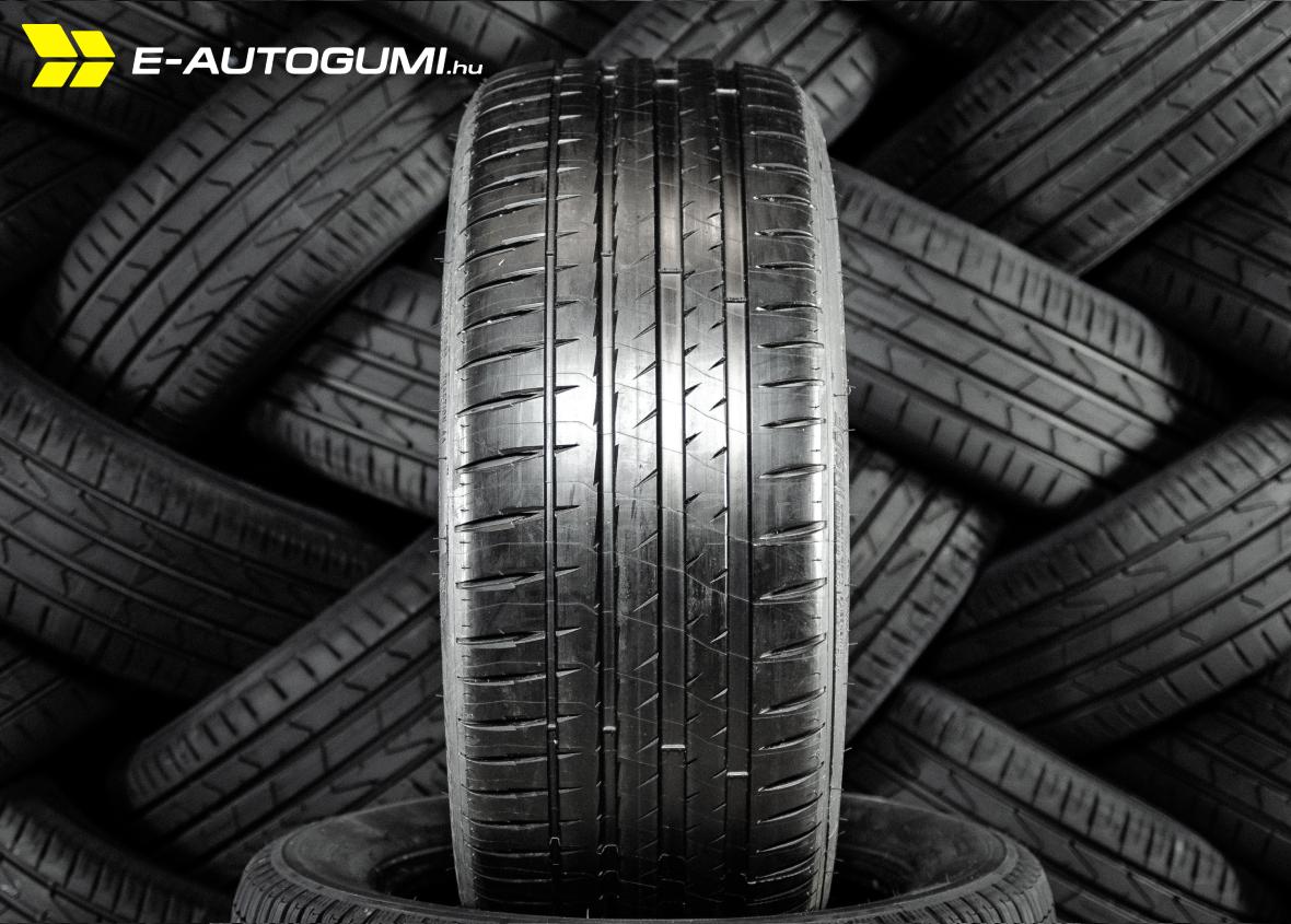 Michelin Pilot Sport 4 az e-autogumi.hu -n
