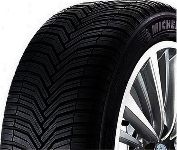 Michelin CrossClimate+ 185/65 R15 92 V zesílená celoroční