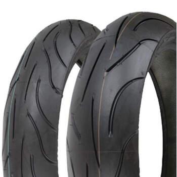 Michelin PILOT POWER 120/70 ZR17 58 W TL přední sportovní