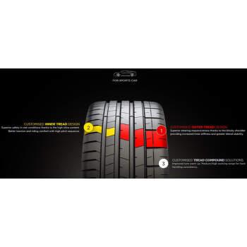 Pirelli P ZERO sp. 235/35 R19 91 Y zesílená fr letní - 4