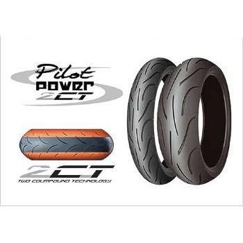 Michelin PILOT POWER 2CT 160/60 ZR17 69 W TL zadní sportovní - 5