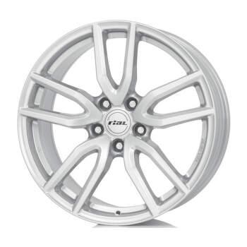 Rial Torino (PS) Alu kolo 6,5x16 5x112 ET40 CB57.1 | stříbrný lak