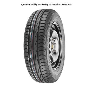 Semperit Speed-Life 205/65 R15 94 V letní - 3
