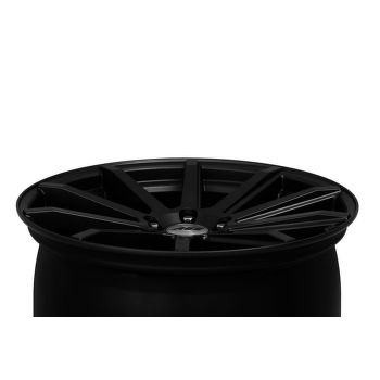 AEZ Straight dark Alu kolo 9x20 5x112 ET33 CB66.6 | grafitový lak - 4
