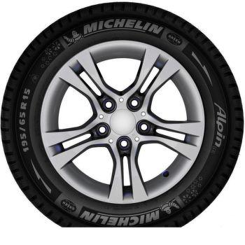 Michelin ALPIN A4 185/65 R15 92 T zesílená zimní - 6