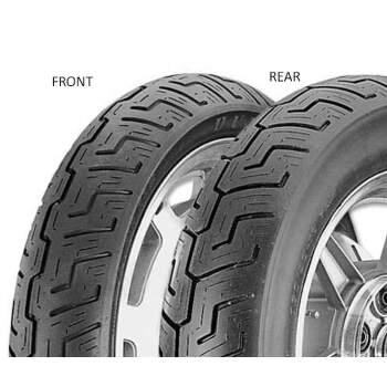 Dunlop K177 120/90 -18 65 H TL www, přední sportovní/cestovní