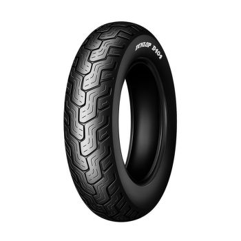 Dunlop D404 130/90 -16 67 S TT f, přední cestovní - 3