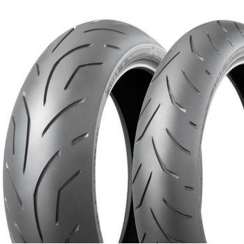 Bridgestone Battlax S20 120/70 R17 58 W TL n, přední sportovní - 2