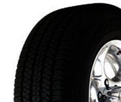 Bridgestone Dueler H/T 684 II 245/65 R17 111 S zesílená letní