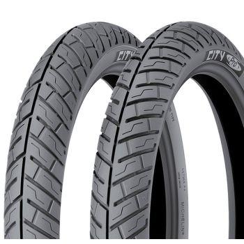 Michelin CITY PRO 90/90 -14 52 P zesílená TT rf, přední/zadní skútr