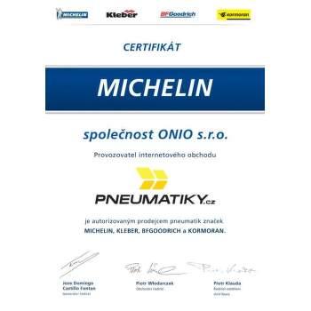 Michelin M62 Gazelle 2,5/- -17 43 P zesílená TT rf, přední/zadní sportovní/cestovní - 2