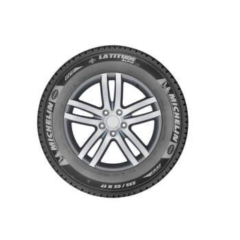 Michelin LATITUDE ALPIN LA2 255/50 R19 107 V zesílená greenx zimní - 2