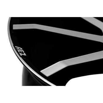 AEZ Straight Alu kolo 9x20 5x120 ET35 CB74.1 | leštěná čelní plocha / černý lak - 7