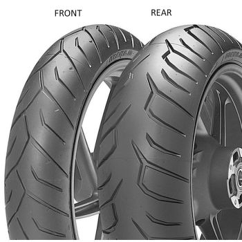 Pirelli Diablo Strada 160/60 ZR17 69 W TL zadní sportovní/cestovní