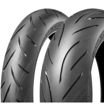 Bridgestone Battlax S21 150/60 R17 66 W TL zadní sportovní - 2
