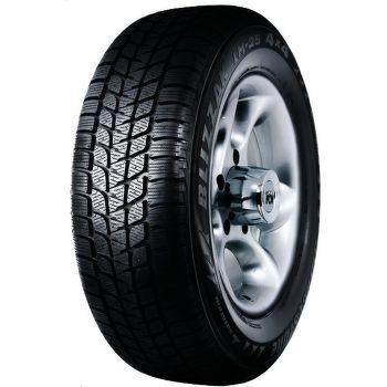 Bridgestone Blizzak LM-25 4X4 255/50 R19 107 V dojezdová zesílená BMW fr zimní - 2