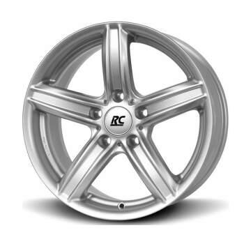 Brock RC21 (KS) Alu kolo 8x17 5x120 ET30 CB72.6 | stříbrný lak