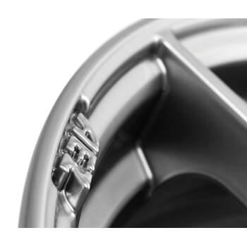 AEZ Raise hg Alu kolo 8x18 5x112 ET40 CB70.1   titanový lesk - 3