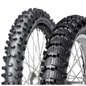 Dunlop GEOMAX MX12 80/100 -21 51 M TT f, přední terénní