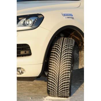 Michelin LATITUDE ALPIN LA2 255/50 R19 107 V zesílená greenx zimní - 3