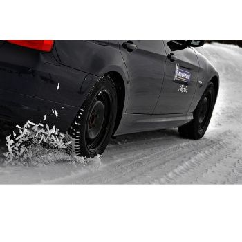 Michelin ALPIN A4 185/65 R15 92 T zesílená zimní - 8