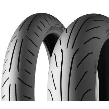 Michelin POWER PURE SC 120/70 -13 53 P TL přední skútr