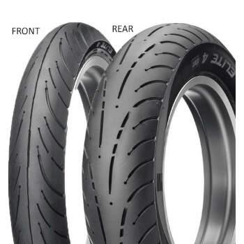 Dunlop ELITE 4 250/40 R18 81 V TL zadní cestovní