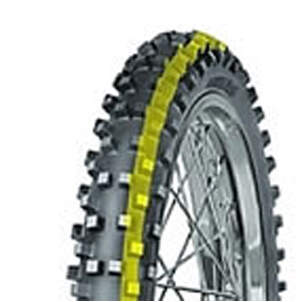 Mitas EF-09 90/100 -21 57 R TT žlutá, přední enduro
