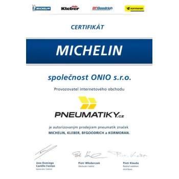 Michelin PILOT STREET 90/90 -14 52 P TL/TT přední/zadní sportovní/cestovní - 2