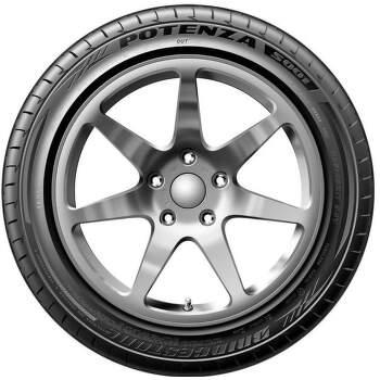 Bridgestone Potenza S001 225/50 ZR17 98 W dojezdová zesílená BMW fr letní - 2