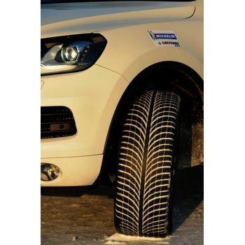 Michelin LATITUDE ALPIN LA2 235/65 R17 108 H zesílená greenx zimní - 4
