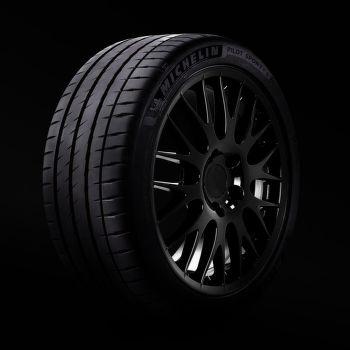 Michelin Pilot Sport 4 S 305/25 ZR20 97 Y zesílená fr letní - 4