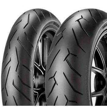 Pirelli Diablo Rosso II 120/70 R17 58 H TL přední sportovní - 2