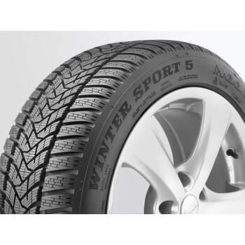 Dunlop Winter Sport 5 245/45 R17 99 V zesílená mfs, nst zimní - 2