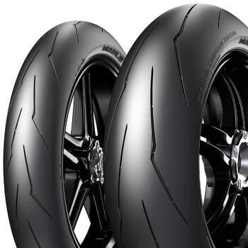 Pirelli Diablo Supercorsa V3 150/60 ZR17 66 W TL sc2, zadní závodní