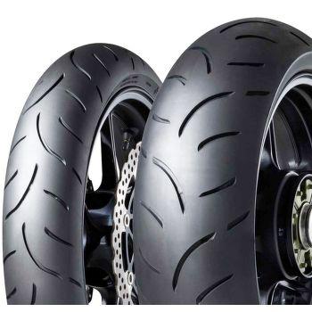 Dunlop SP MAX Qualifier II 120/70 ZR17 58 W TL přední sportovní - 2