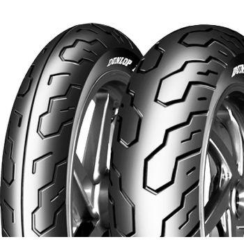 Dunlop K555 120/80 -17 61 H TL f, přední cestovní - 2