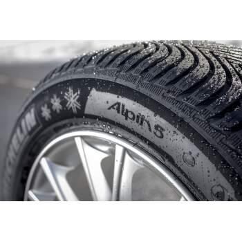 Michelin ALPIN 5 225/60 R16 102 H zesílená zimní - 2